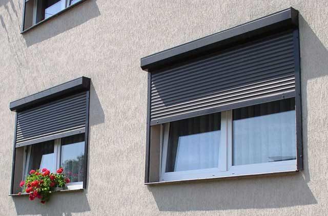 как защитить окна от солнца