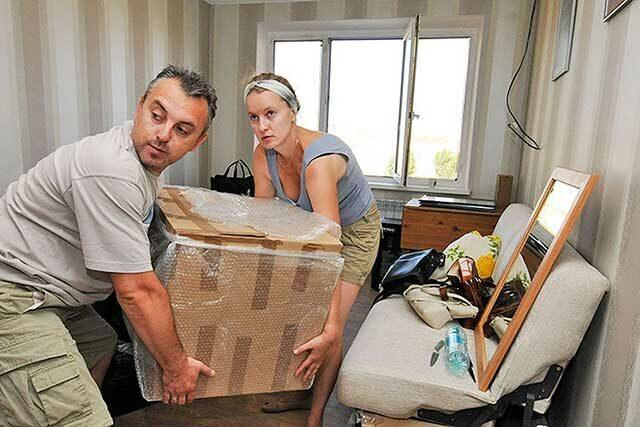 квартирный переезд без трудностей