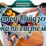 Метод Кайдзен – уборка квартиры по системе 5S
